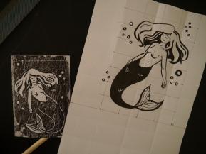 Mitades de Maria Cantero (proceso/work in progress)